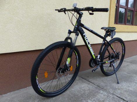 Terranex BR27-17 kerékpár fekete-sárga