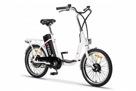 Ztech ZT-07A fehér pedelec elektromos kerékpár