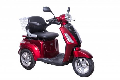 Ztech ZT-15E elektromos tricikli (mágneses motorfékkel)