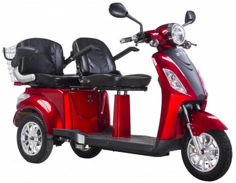 Ztech ZT-18 elektromos tricikli két üléses