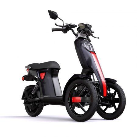 Ztech ZT-98 elektromos tricikli ITango