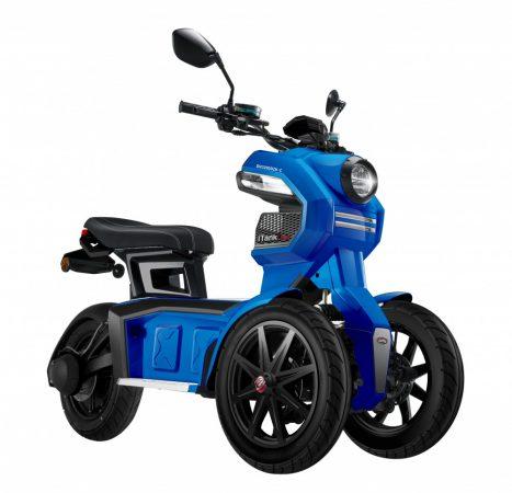 Ztech ZT-99 elektromos tricikli